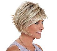 Toni Brattin Trendsetter Wispy Cut Wig w/ Styleable Fiber - A341695
