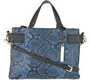 Vince Camuto Leather Satchel - Davy - A346295