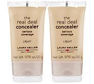 Laura Geller Super-Size Real Deal Full-Coverage Concealer - A268296