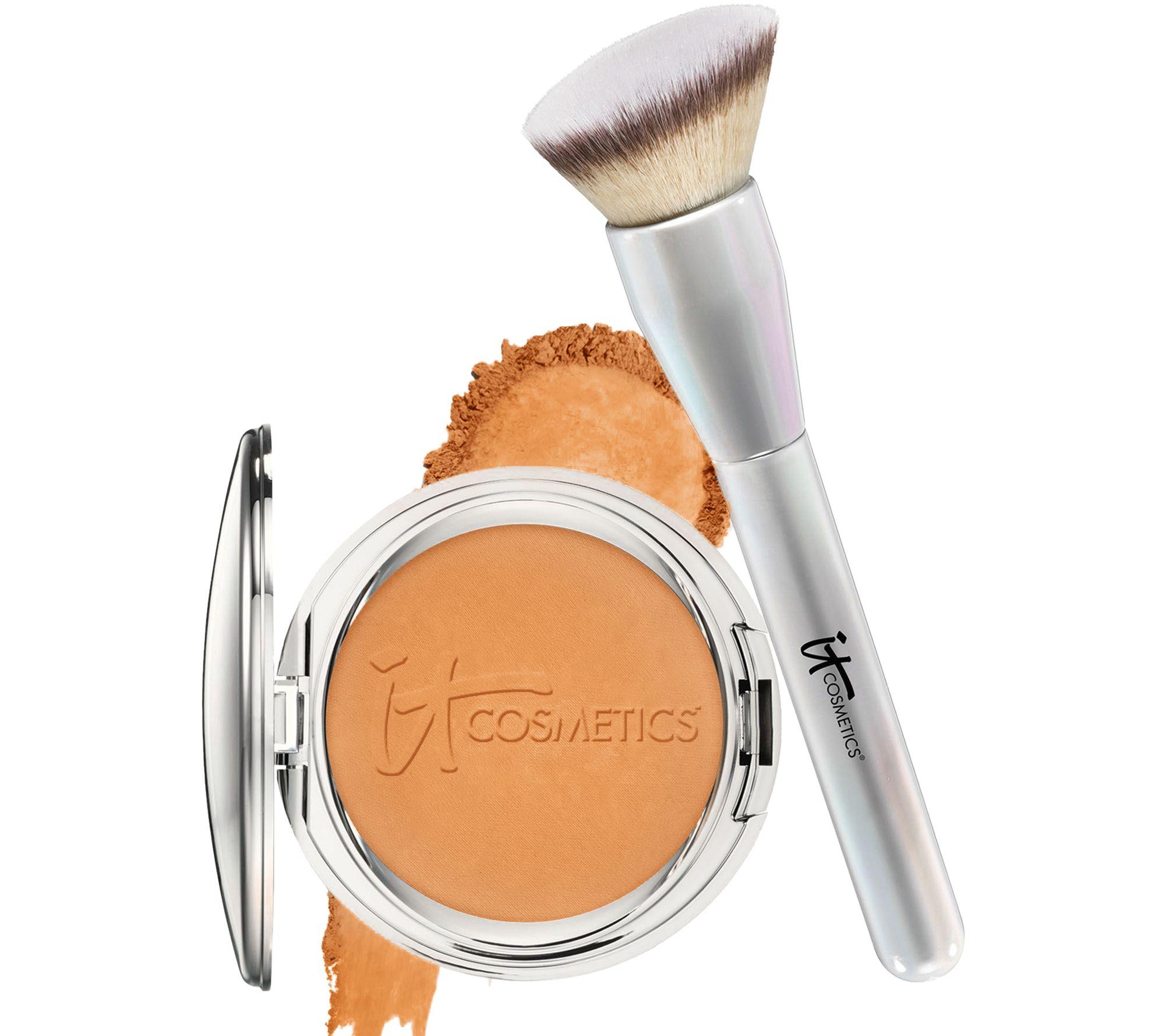 It Cosmetics x ULTA Love Beauty Fully All Over Powder Brush #211 by IT Cosmetics #12