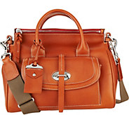 Dooney & Bourke Florentine Toscana Small Front Pocket Satchel - A283096