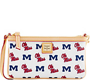 Dooney & Bourke NCAA Ole Miss University Slim Wristlet - A283296
