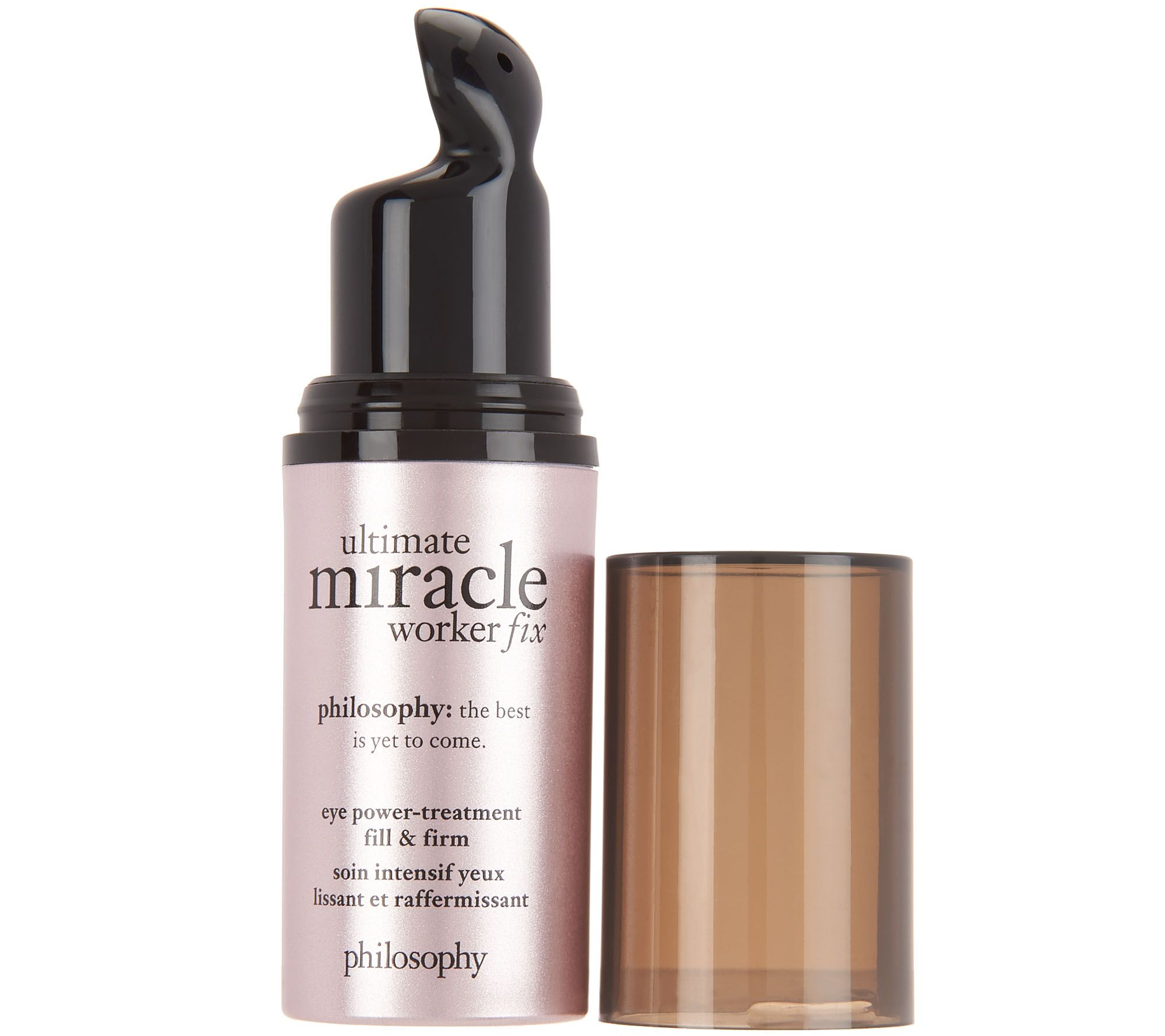 philosophy ultimate miracle worker fix eye power treatment - Page 1 ...