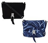 Vera Bradley Carson Top Handle Crossbody Handbag - A304396