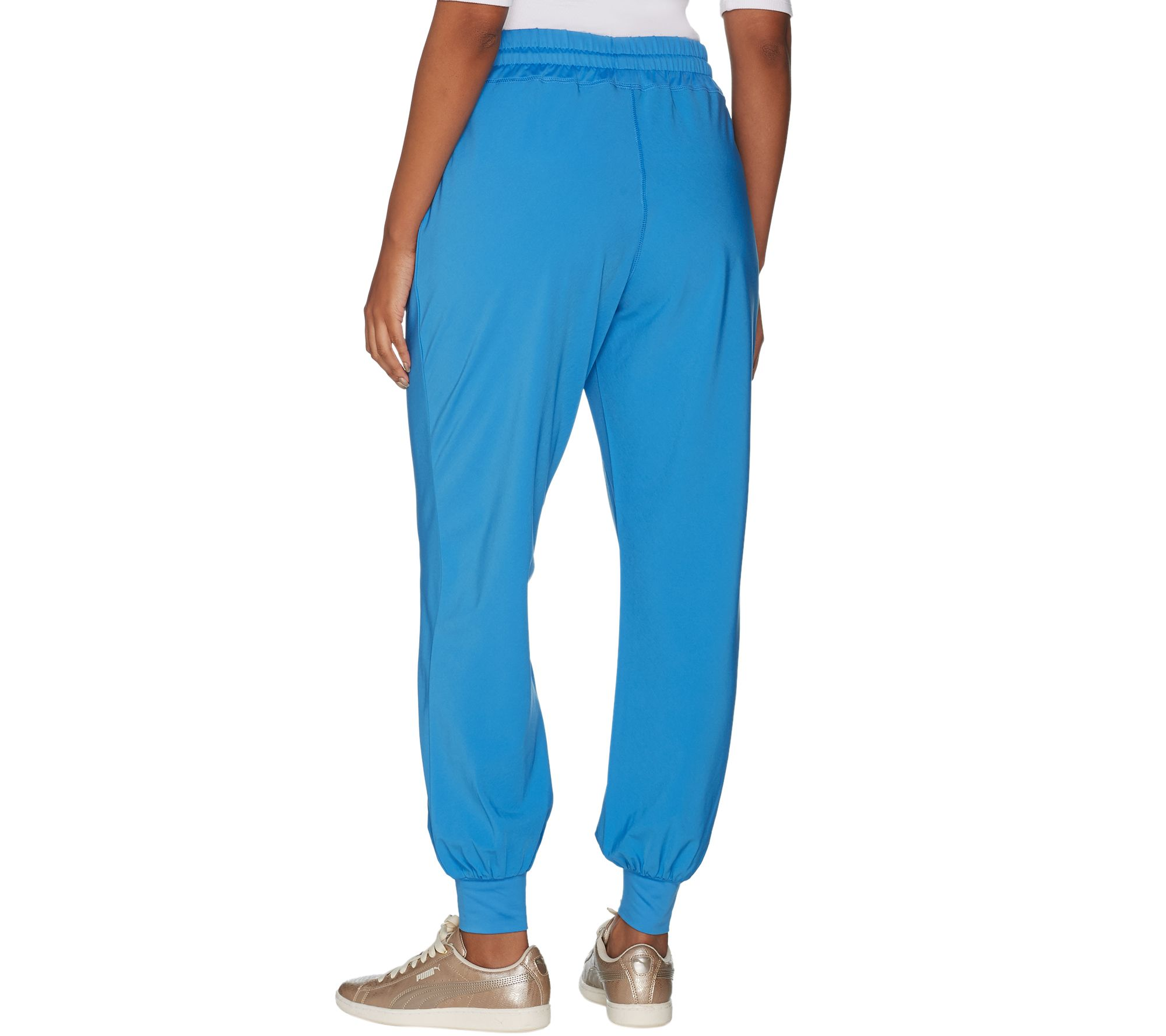AnyBody Move High Tech Stretch Jogger Pants