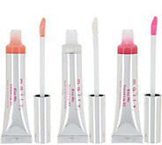 Mally Kiss Me Tinted Lip Oil Trio - A308096