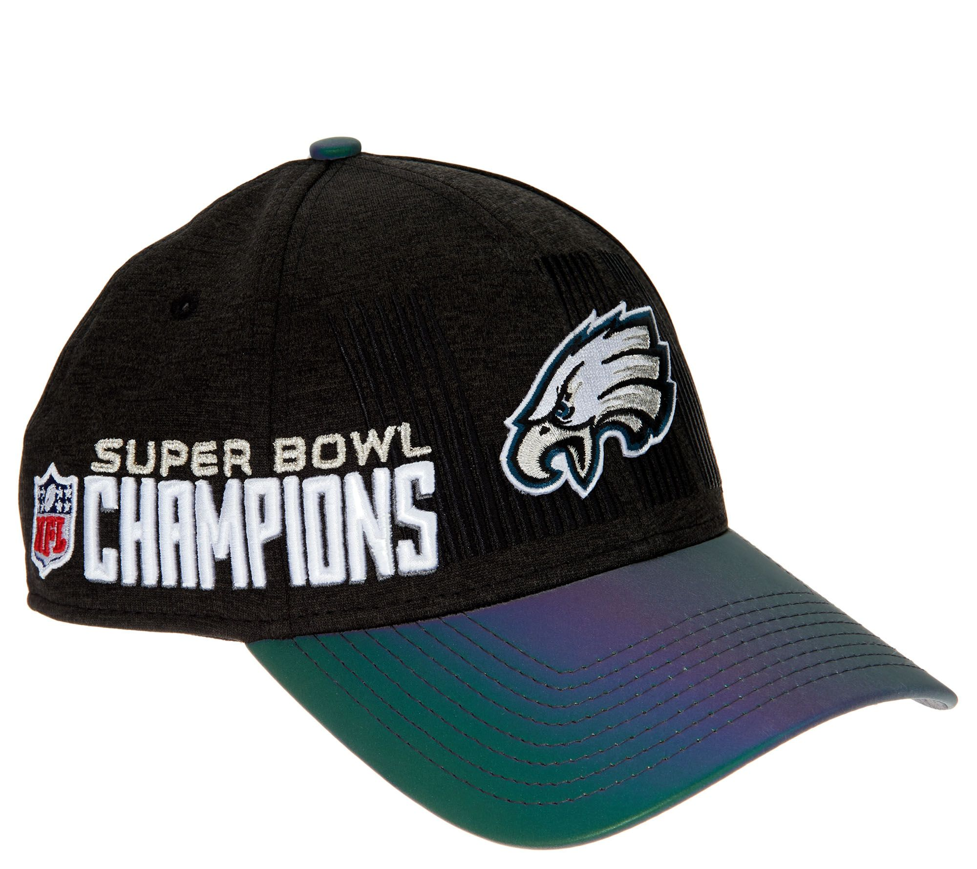 NFL Super Bowl LII Eagles Locker Room Cap by New Era - Page 1 — QVC.com 2f0071c56