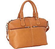 LeDonne Leather Classic Satchel - A359896