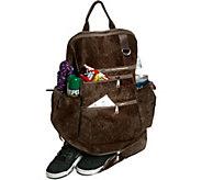 EARTH Horta Backpack - Brown - A361496