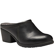 Eastland Open Back Leather Mules - Paige - A361696