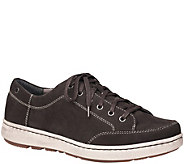 Dansko Mens Lace-Up Leather Sneakers - Vaughn - A362096