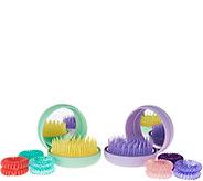 Milk Sass Detangler Brush & Hair Accessories Set - A413696