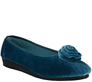 Flexus by Spring Step Textile Slippers - Roseloud - A413796