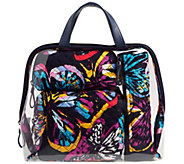 Vera Bradley Iconic Four-Piece Cosmetic Set - A415096