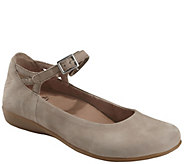 Earth Leather Mary Janes - Alder Alma - A422896