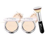 IT Cosmetics Super-Size Celebration Illumination with Brush - A274397