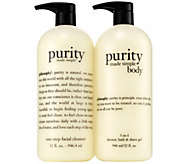 philosophy purity made simple super-size head to toe duo - A279497