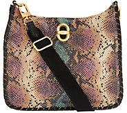 Aimee Kestenberg Vintage Leather Large Crossbody - Jaime - A292597