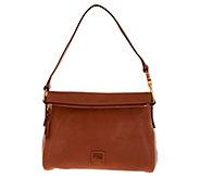 As Is Dooney & Bourke Florentine Laurel Hobo - A309097