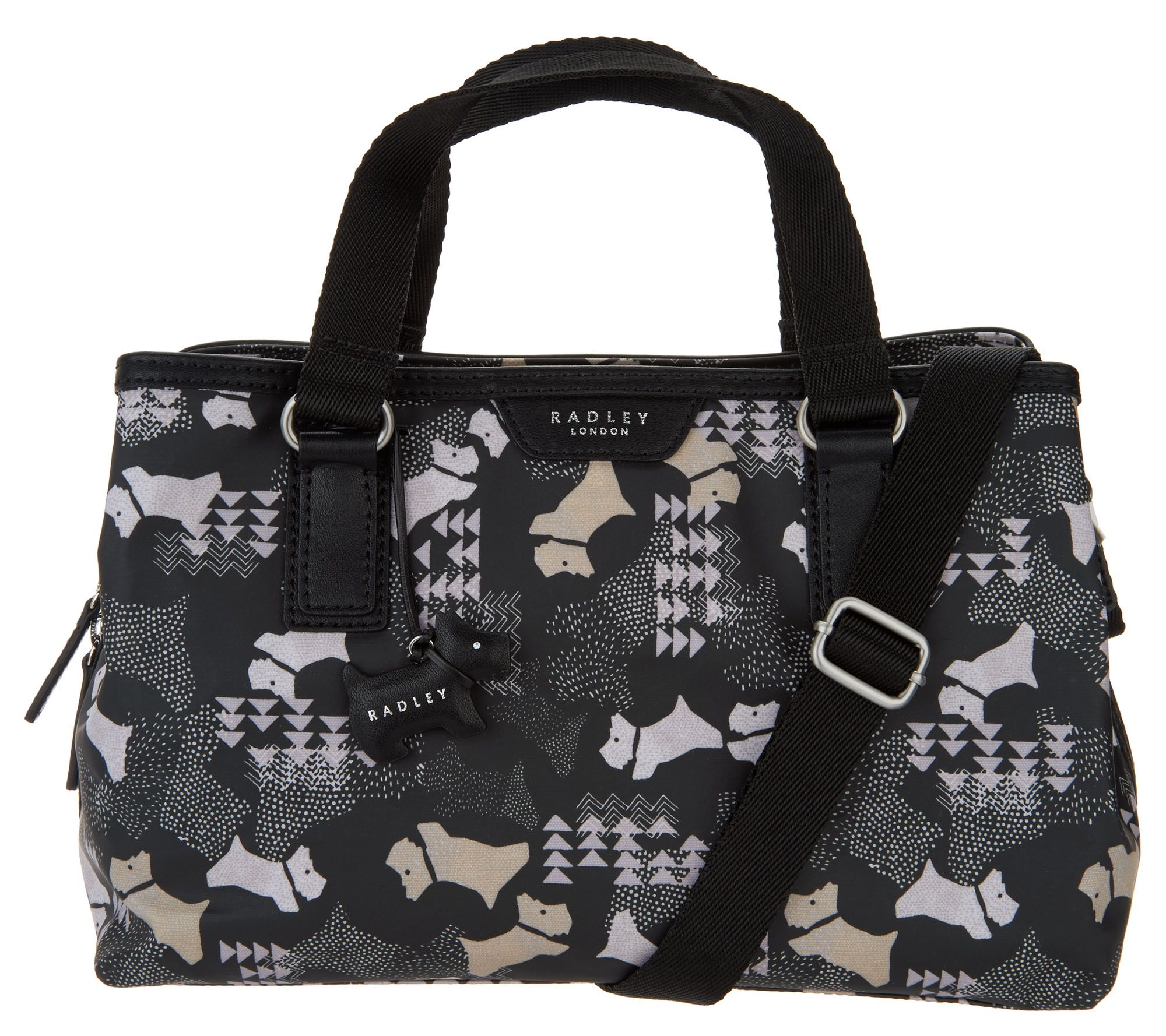 442bc810ba RADLEY London Data Dog Medium Satchel Handbag - Page 1 — QVC.com