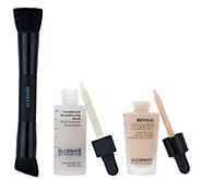 Algenist Concentrated & Foundation Serums w/ Brush Auto-Delivery - A309397