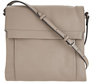 Vince Camuto Large Leather Crossbody - Min - A346297