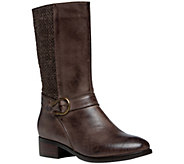 Propet Leather Boots - Tessa - A363797