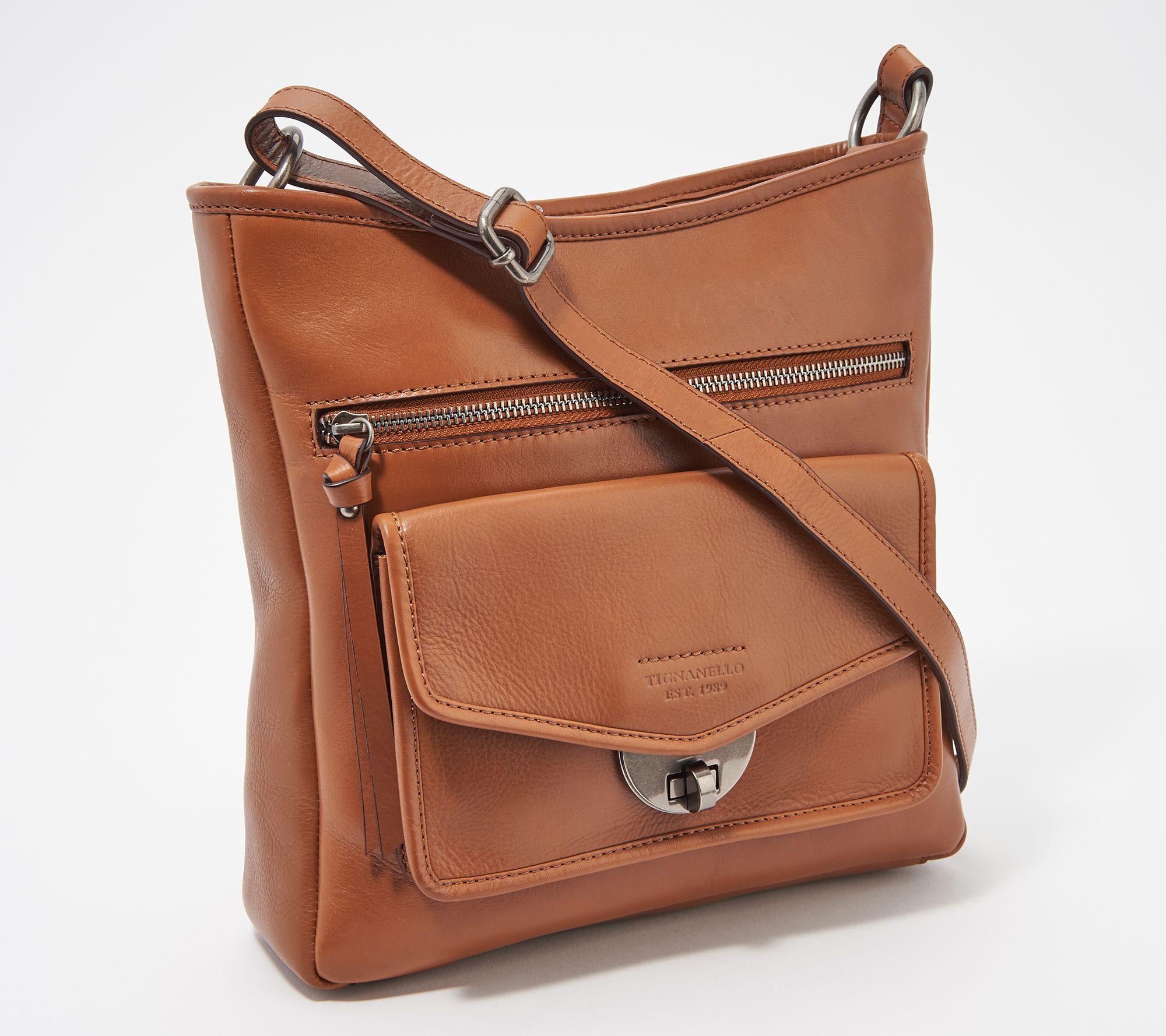 Tignanello Morocco Leather Hobo