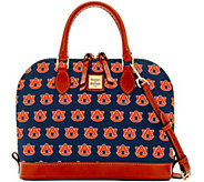 Dooney & Bourke NCAA Auburn University Zip Zip Satchel - A283198