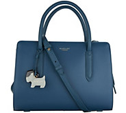 RADLEY London Liverpool Street Leather Medium Satchel Handbag - A305998