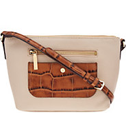 G.I.L.I. Leather East/West Crossbody - A306198
