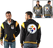NFL Ultimate Fan Reversible Hooded Full Zip Jacket - A311198