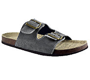 MUK LUKS Mens Parker Duo Strapped Sandals - A333098