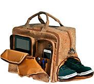 EARTH Braga Travel Bag - Khaki - A361498