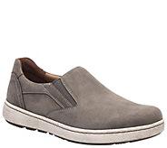 Dansko Mens Leather Sneakers - Viktor - A362098