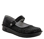 Alegria Leather Mary Janes - Belle - A414498