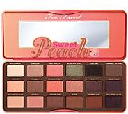 Too Faced Sweet Peach Eye Shadow Palette - A416798