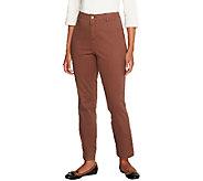Liz Claiborne New York Jackie Ankle Pants - A256799