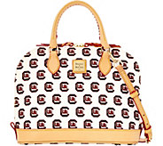 Dooney & Bourke NCAA University of South Carolina Zip Zip Satchel - A283199