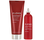 ELEMIS Frangipani Monoi Shower Cream and Body Oil Set - A286299