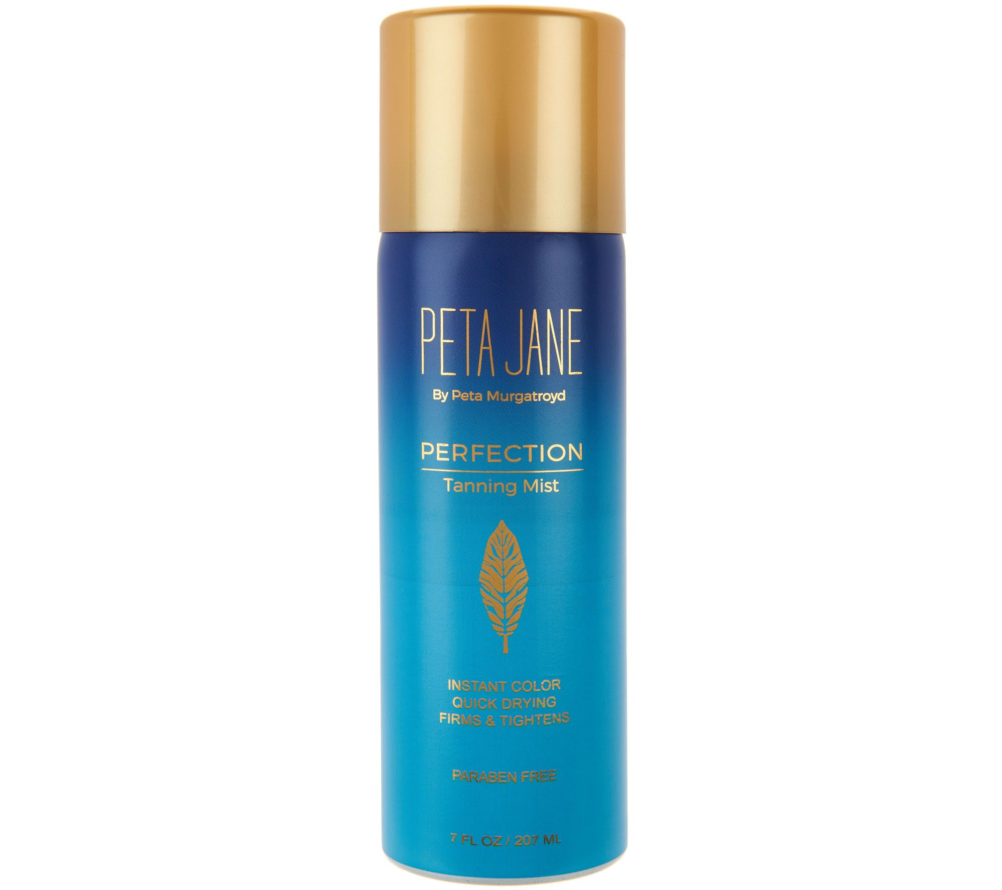 Peta Jane Perfection Tanning Mist by South Seas - Page 1 — QVC.com