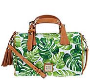 Dooney & Bourke Montego Nylon Kendra Satchel Handbag - A305099