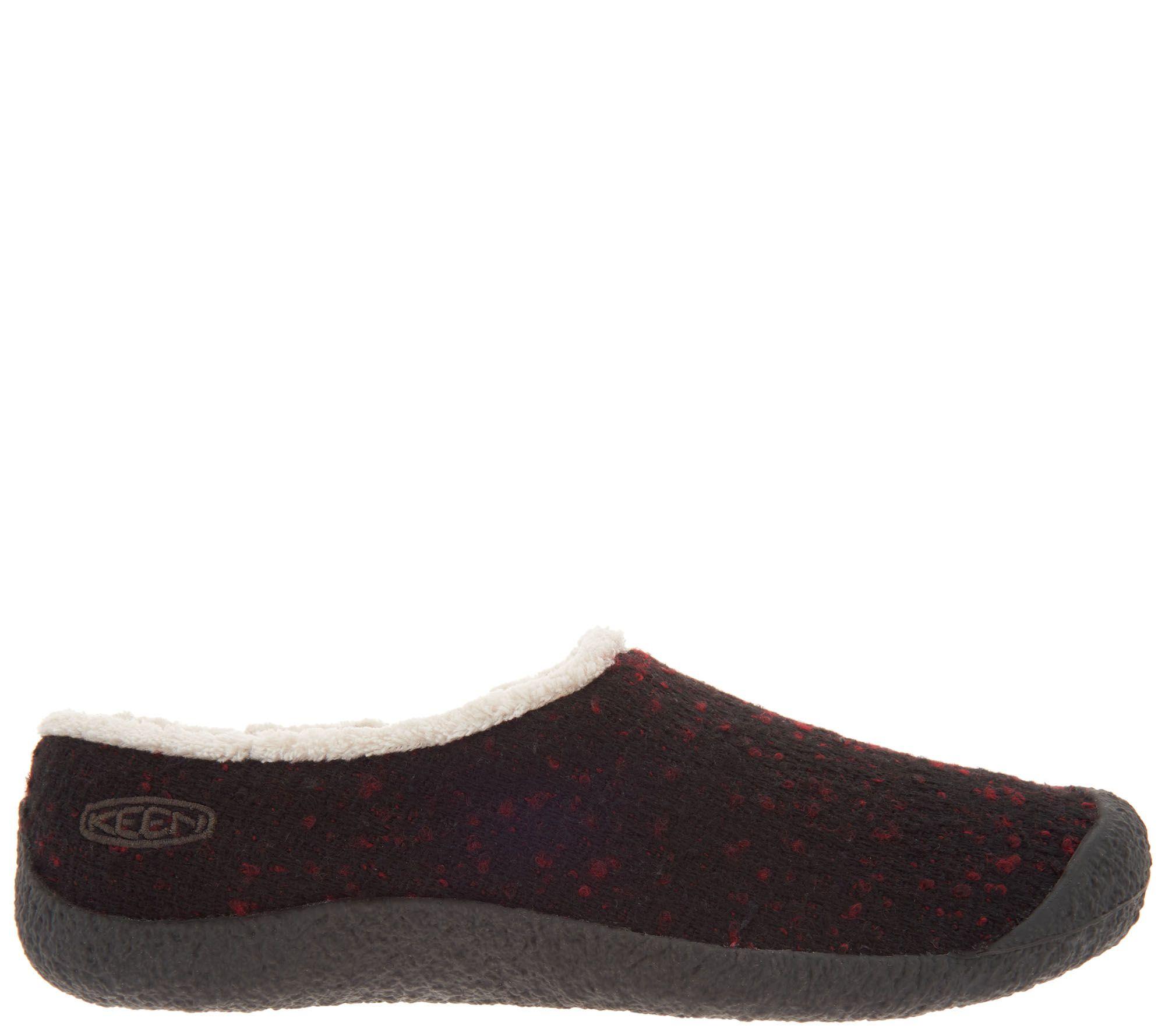903a6d33cc7a7 KEEN Felt Slip-On Clogs - Howser Slide Wool — QVC.com