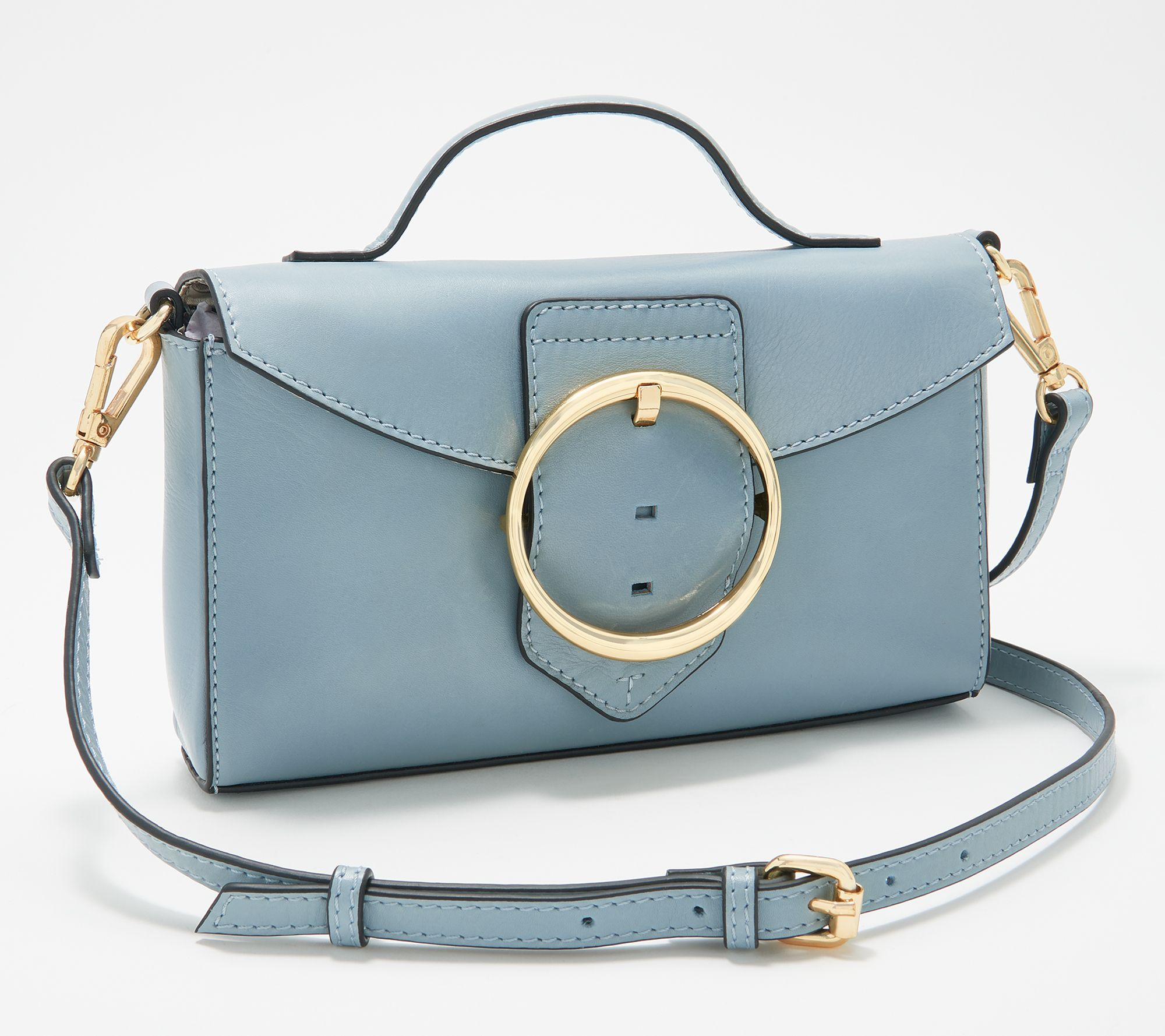 Tignanello Leather East West Crossbody
