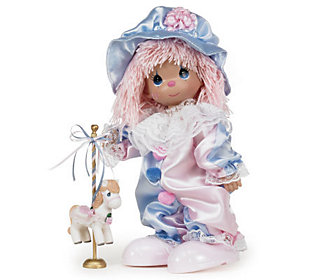 Precious Moments Clowning Merry Go Round Doll