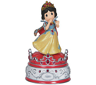 Precious Moments Disney Snow White Music Box