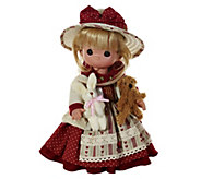 12 Precious Moments An Old-Fashioned Love Doll - C214601