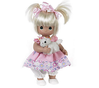 Precious Moments Fur-Ever Friends Doll