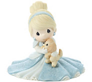 Precious Moments Disney Cinderella Figurine - C214413