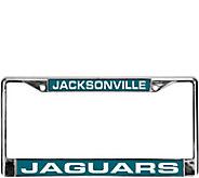 Rico NFL Chrome Laser License Plate Frame - C215217